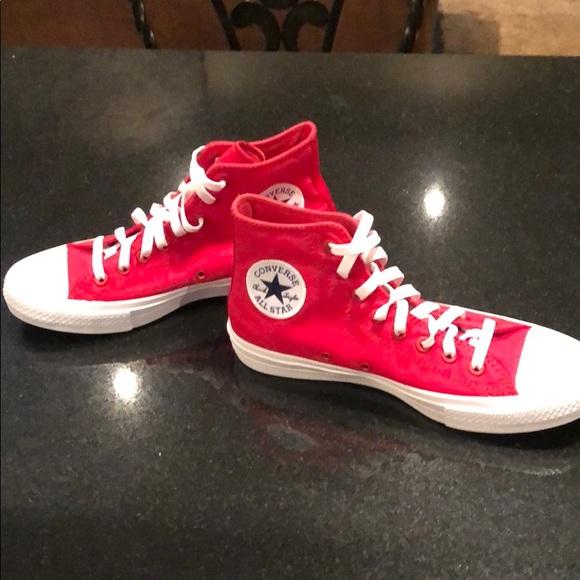 186334490b96 Converse Shoes | New Chuck Taylor Ii High Top Sneakers 9 | Poshmark